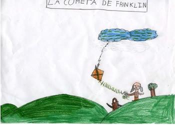 La cometa de Franklin